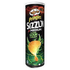 Pringles Kickin Sour Cream