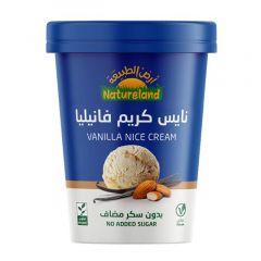 Natureland Vanilla Nice Cream