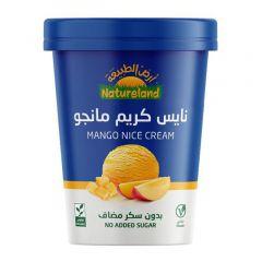 Natureland Mango Nice Cream